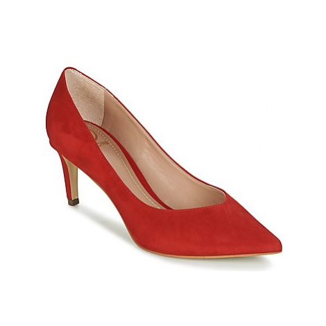 Dumond RAVERNO women's Court Shoes in Red