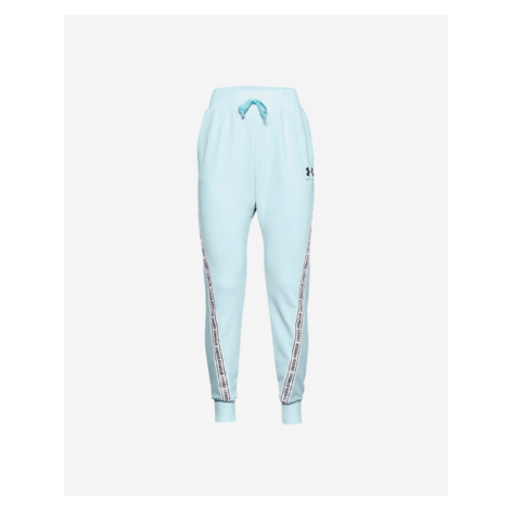 Under Armour Sportstyle Terry Kids Joggings Blue
