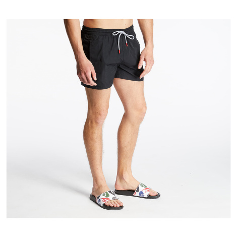 FILA Safi Swim Shorts Black/ Bright White