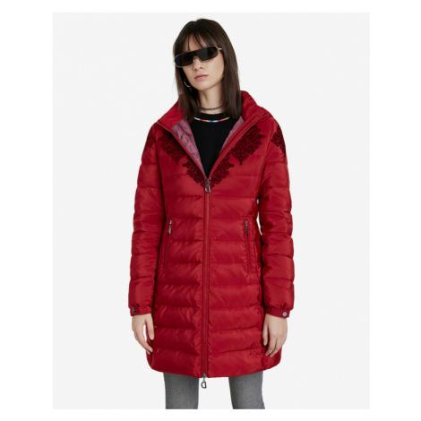 Desigual Lena Coat Red