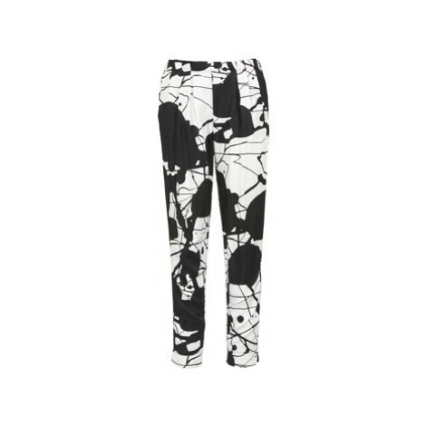 Desigual ERATIAL women's Trousers in Black