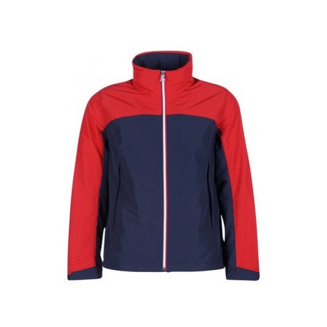 Aigle CATBOAT men's Jacket in Red