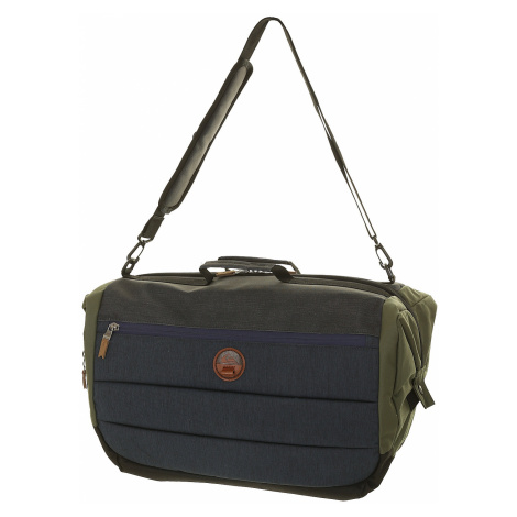 bag Quiksilver Namotu - KPVH/Medium Gray Heather - men´s