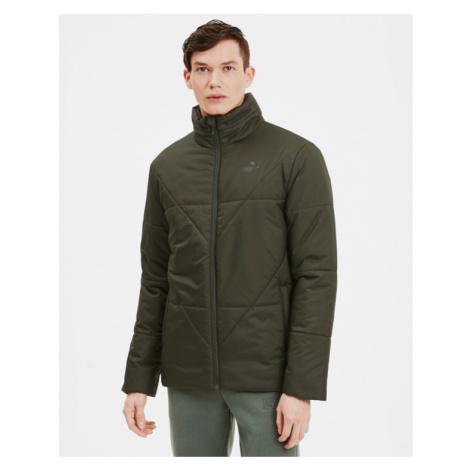 Puma Ess Padded Jacket Green