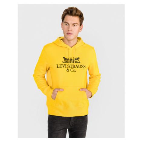 Levi's® Graphic Po Sweatshirt Yellow Levi´s
