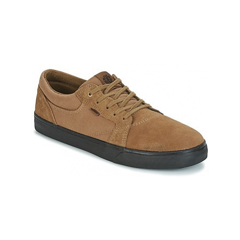 Element WASSO men's Skate Shoes (Trainers) in Brown