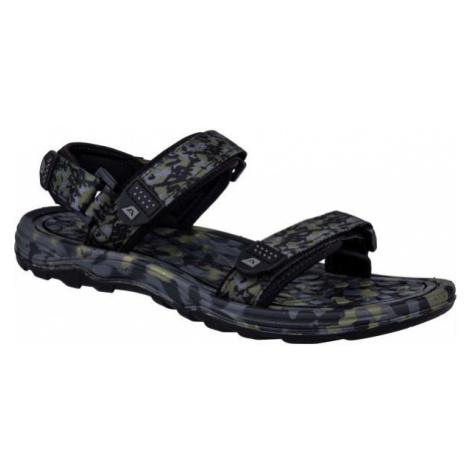 ALPINE PRO CALOS black - Men's sandals