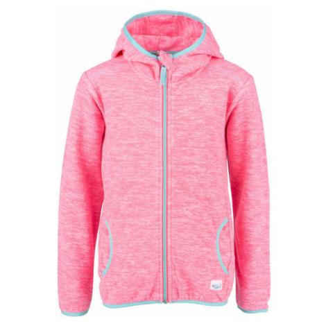 Lewro EFREN - Girls' fleece sweatshirt