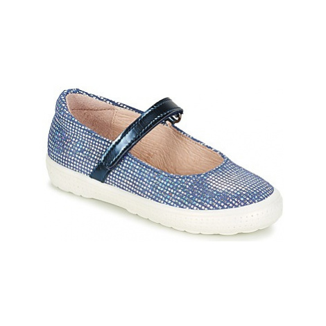 Acebo's SIULO girls's Children's Shoes (Pumps / Ballerinas) in Blue