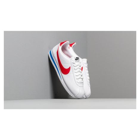 Nike Wmns Classic Cortez Leather White/ Varsity Red-Varsity Royal
