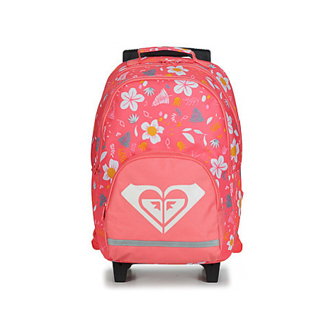 Roxy VITAMIN SEA girls's Children's Rucksack in Pink