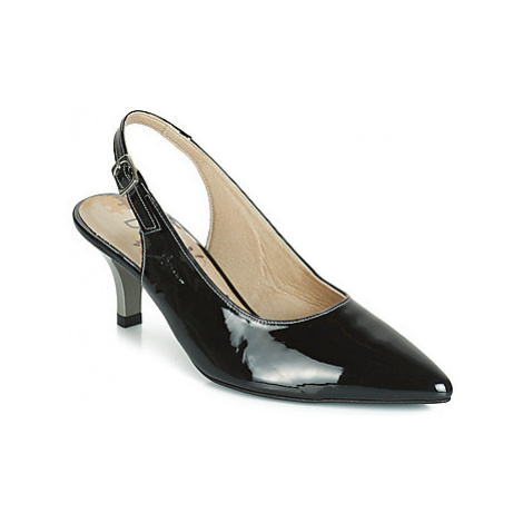 Dorking 7814 women's Court Shoes in Black