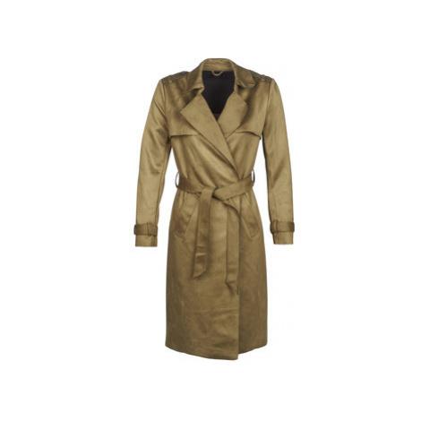 Only ONLRIBA women's Trench Coat in Kaki