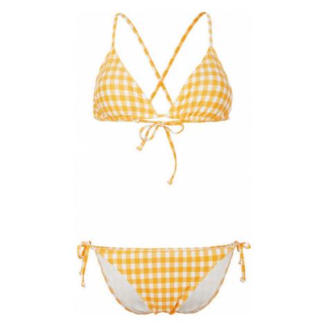 O'Neill PW CAPRI BONDEY BIKINI yellow - Women's bikini