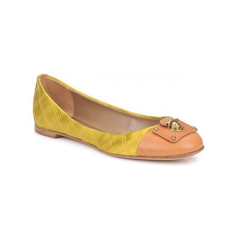 Marc Jacobs MJ18091 women's Shoes (Pumps / Ballerinas) in Yellow