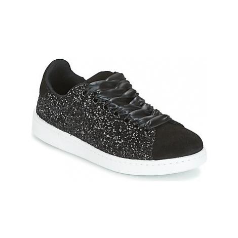 Yurban HELVINE women's Shoes (Trainers) in Black