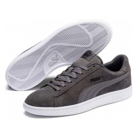 Puma SMASH V2 dark gray - Men's leisure footwear