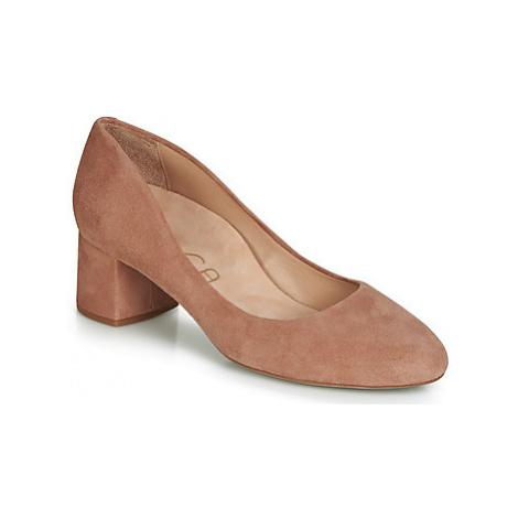 Unisa LASIE women's Court Shoes in Pink