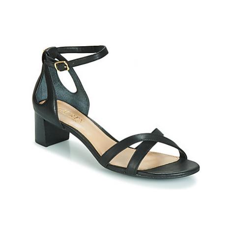 Lauren Ralph Lauren FOLLY women's Sandals in Black