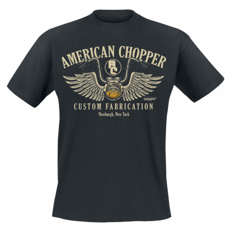 American Chopper - Handlebar - T-Shirt - black
