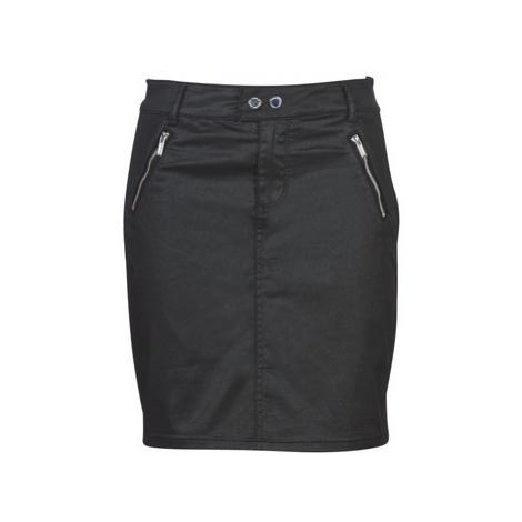 Morgan JPASCA women's Skirt in Black