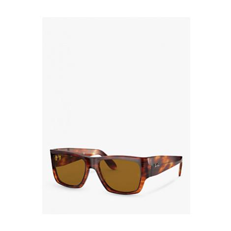 Ray-Ban RB2187 Unisex Square Sunglasses