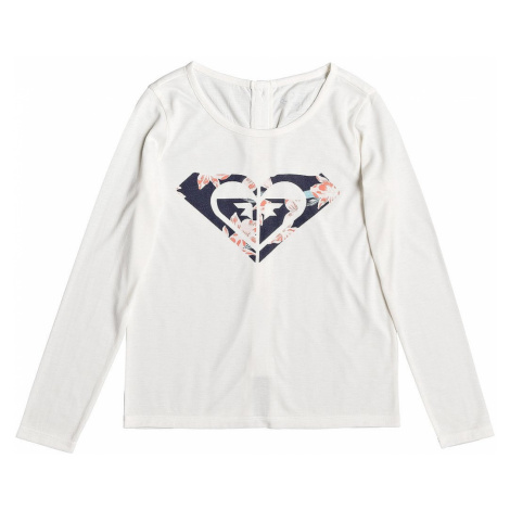 T-Shirt Roxy One Evening A - WBK0/Snow White - girl´s