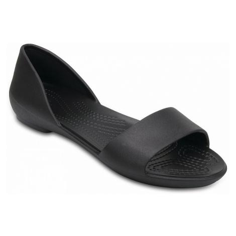 shoes Crocs Lina Dorsay Flat - Black