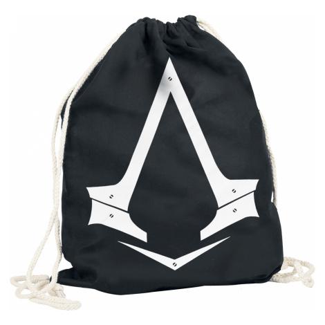 Assassin's Creed - Assassin's Creed Logo - Gym Bag - black