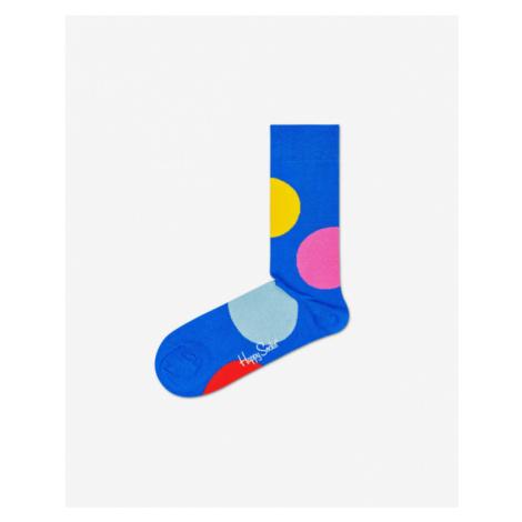 Happy Socks Jumbo Dot Socks Blue