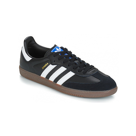 Adidas SAMBA OG women's Shoes (Trainers) in Black
