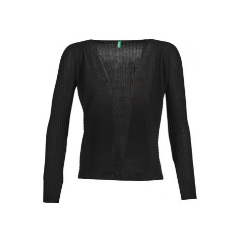 Benetton ABINUIE women's Blouse in Black United Colors of Benetton