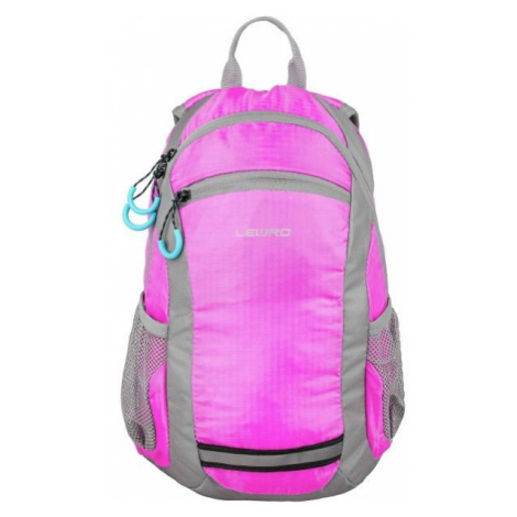 Lewro TIMMY 12 pink - Children's backpack