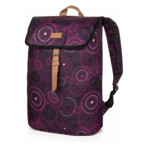 Loap EVENA purple - City backpack