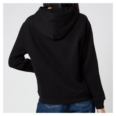 Tommy Jeans Women's TJW Modern Logo Hoodie - Black Tommy Hilfiger