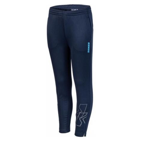 Kensis KORRI dark blue - Boys' sweatpants