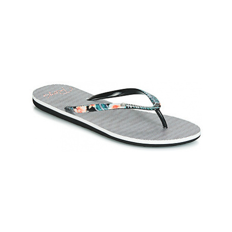 Roxy PORTOFINO II J SNDL KLC women's Flip flops / Sandals (Shoes) in Black