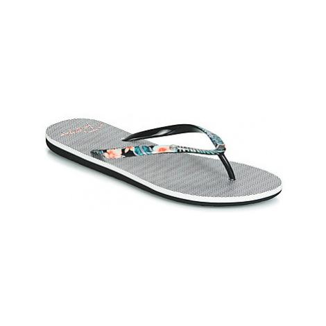 Roxy PORTOFINO II J SNDL KLC women's Flip flops / Sandals (Shoes) in Black