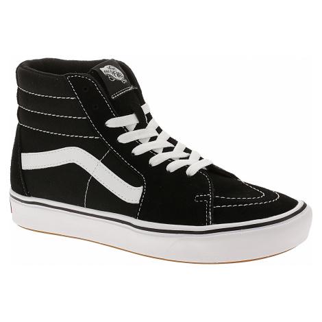 shoes Vans ComfyCush Sk8-Hi - Classic/Black/True White