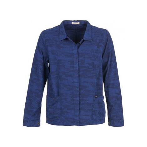 Lee CAMO women's Jacket in Blue