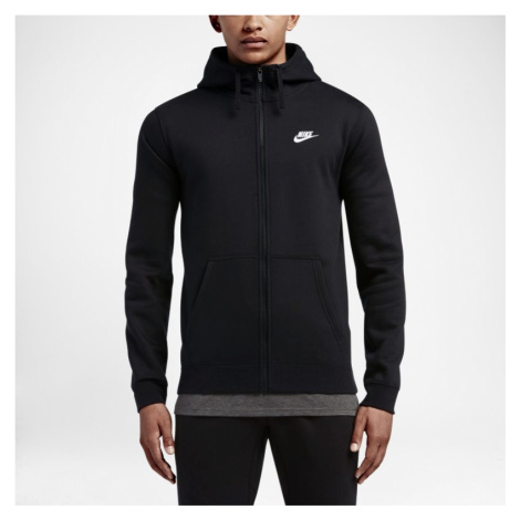 Nike Sportswear Club Fleece Hoodie - Black