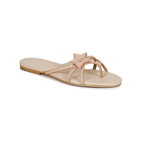 See by Chloé SB24120 women's Flip flops / Sandals (Shoes) in Pink