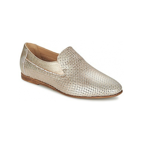 Now CAPANA women's Slip-ons (Shoes) in Gold
