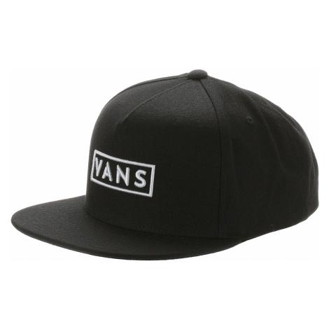 cap Vans Easy Box - Black - men´s