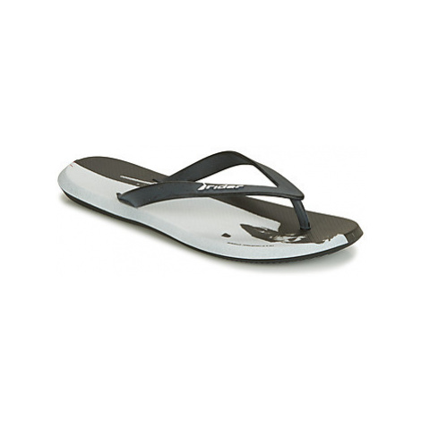 Rider BLOCKBUSTER men's Flip flops / Sandals (Shoes) in Black