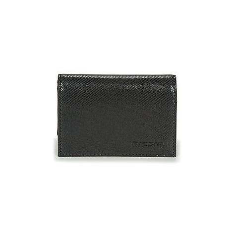 Diesel DUKEZ men's Purse wallet in Black