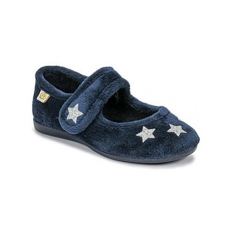 Citrouille et Compagnie LAFIFOU girls's Children's Slippers in Blue