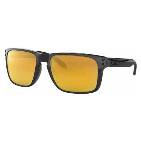 Oakley Man OO9417 Holbrook™ XL Midnight Collection - Frame color: Black, Lens color: Gold, Size