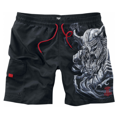 Black Premium by EMP - Swimming Time - Swim trunks - black