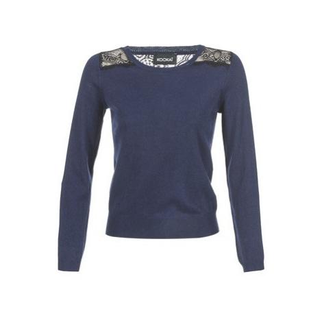 Kookaï LACY PULL women's Sweater in Blue